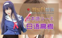 B17 新东升日语高考