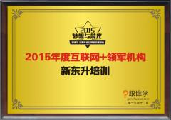 2015年度互联网+领军机构